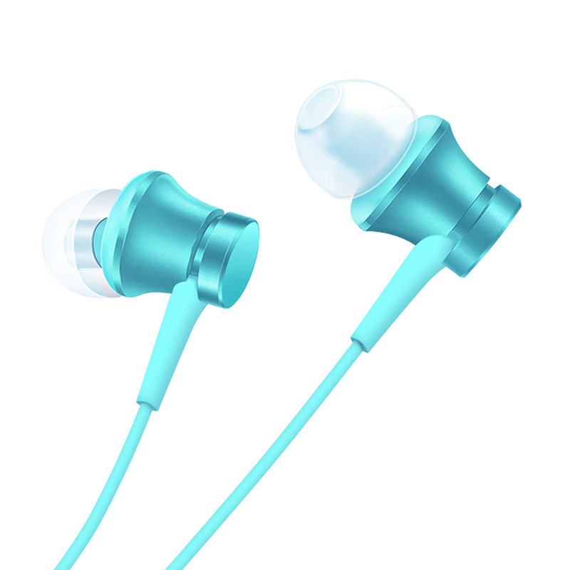 Наушники Xiaomi Piston Fresh Bloom Matte Blue (1)